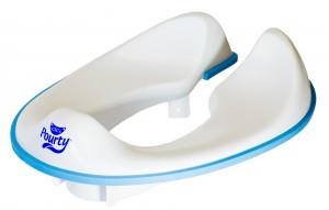 Flexi-Fit Pourty Toilet Seat