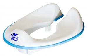Flexi-Fit Pourty Toilet Seat