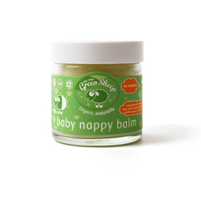 Little Green Sheep nappy balm