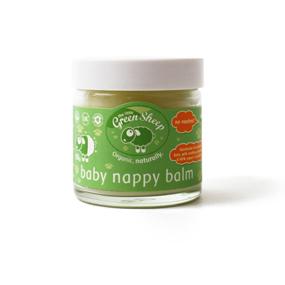 Little Green Sheep nappy balm