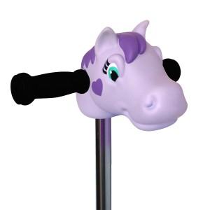 Purple Pony Scootaheadz
