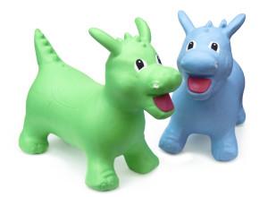 Happy Hopperz Dinos
