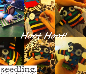 Hoot Hoot! Howard