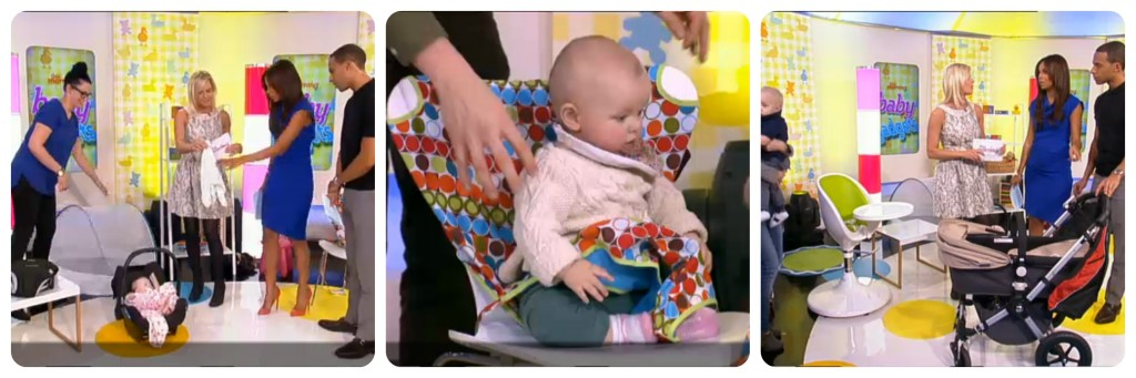 Week 9 As well as The Baby Show, this week saw 3 of our lovely clients on This Morning – we were beyond excited!