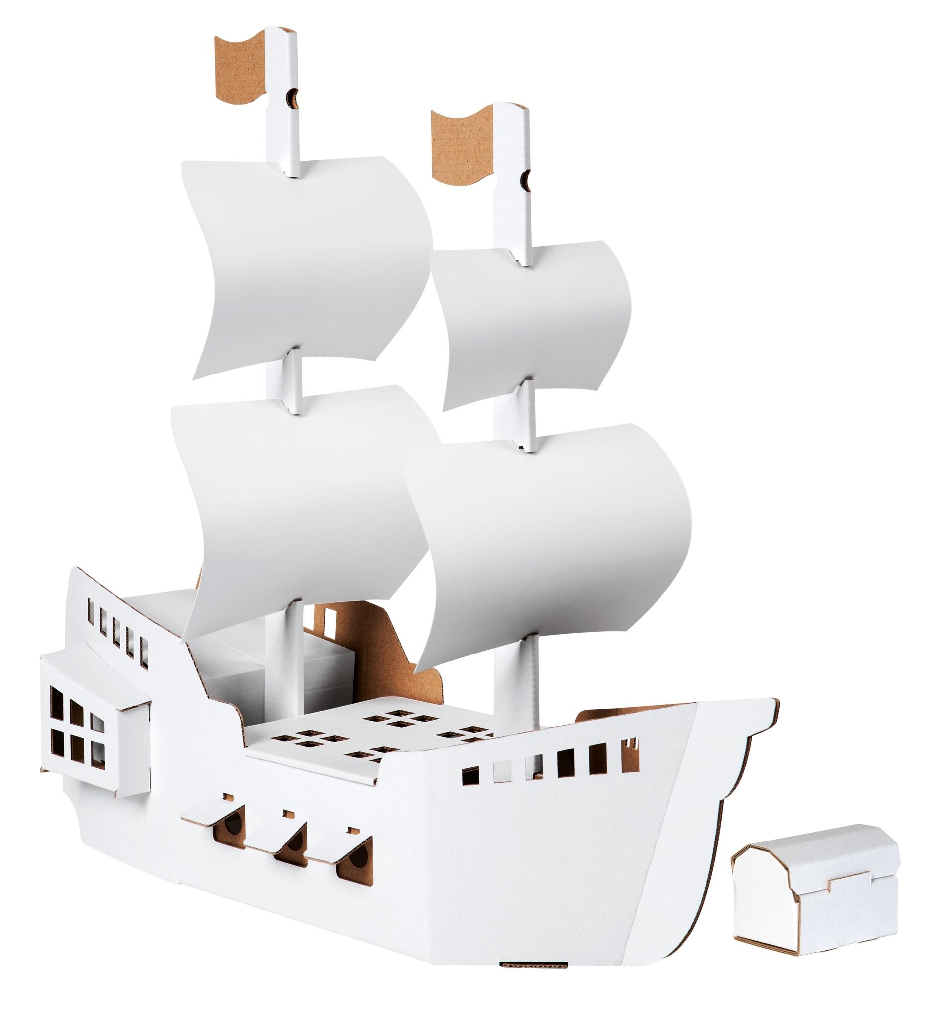 CALAFANT - pirate ship