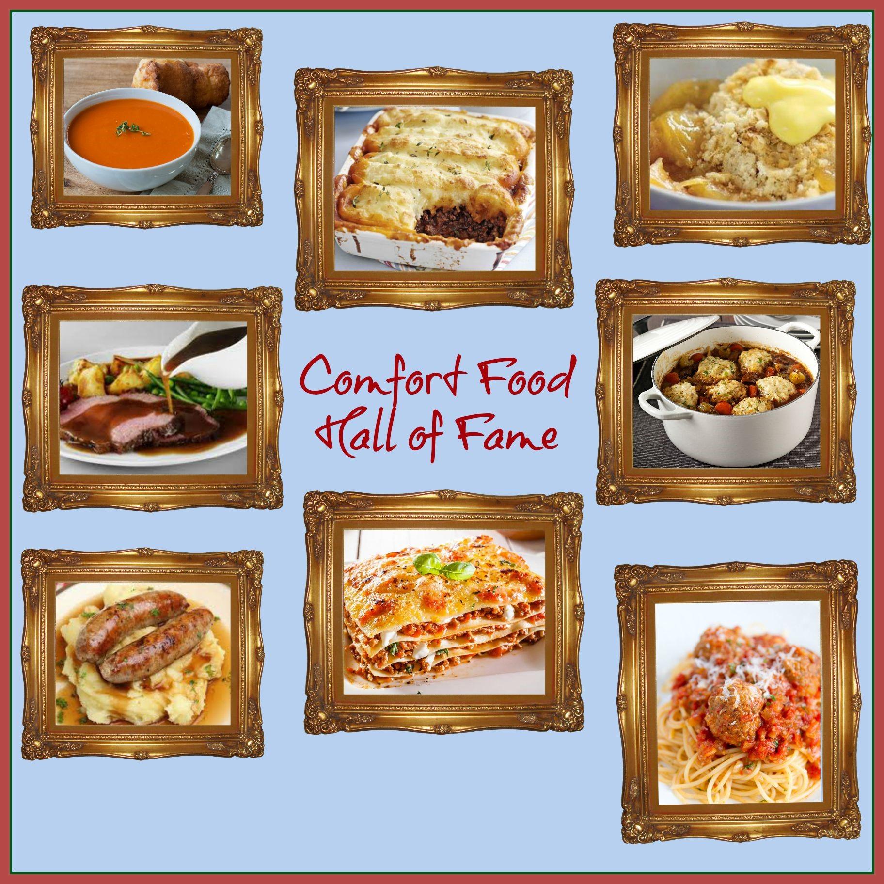Comfort food.docx