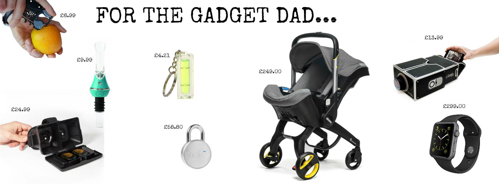 GADGET DAD