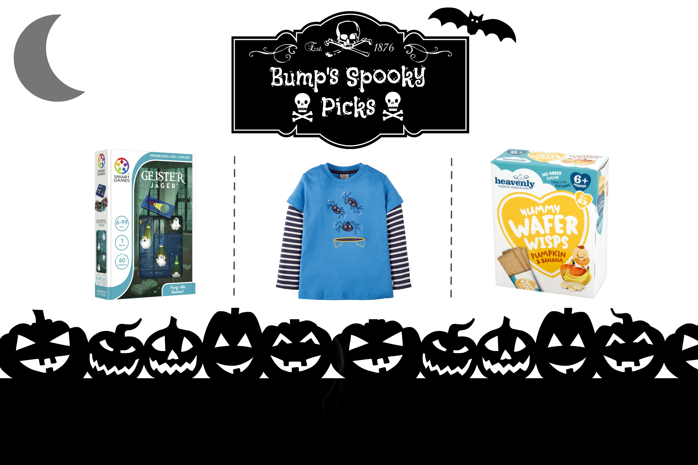 Bumps Spooky Picks